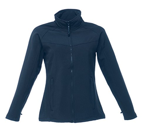 RG645 Women´s Uproar Softshell Jacket Damen Softshelljacke Navy-Navy