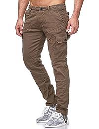 Red Bridge Hombres Pantalones / Cargo Standard pP1PVS