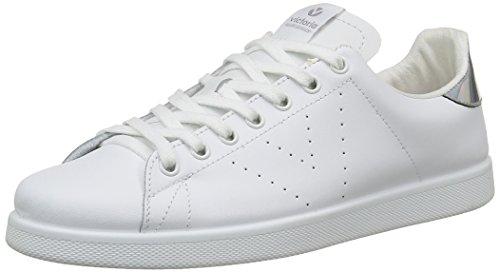 victoria-deportivo-basket-piel-sneakers-basses-mixte-adulte-argent-plata-14-41-eu
