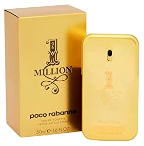 Paco Rabanne 1 Million Eau de Toilette for Men - 50 ml