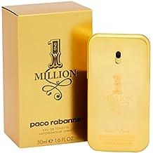 Paco Rabanne One Million homme / men, Eau de Toilette, Vaporisateur / Natural Spray 50 ml, 1er Pack (1 x 50 ml)