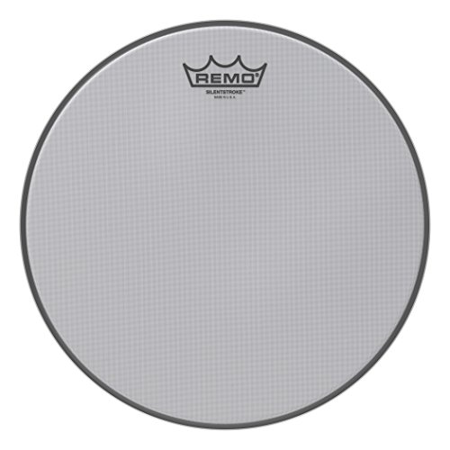 Remo SN0012-00Silentstroke gedämpftes Trommelfell (30,5 cm)