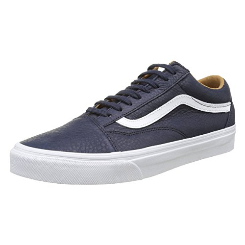 Vans Ua Old Skool, Scarpe da Ginnastica Basse Uomo Parisian Night/True White