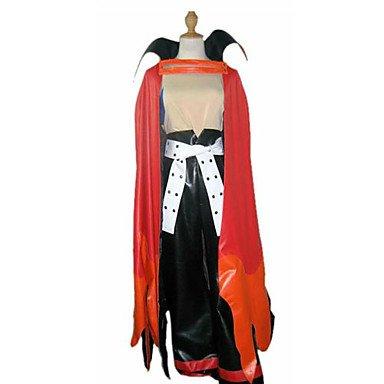 Cosplay Kostüm Inspiriert von Gurren Lagann Kamina (Mailen Sie uns Ihre Größe),Größe S:(150-160 CM)