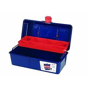 Tayg Caja de herramientas plástico n. 21, 310 X 160 X 130 mm