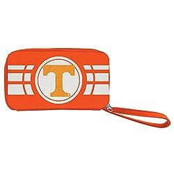 NCAA Tennessee Volunteers Ripple Zip Wallet