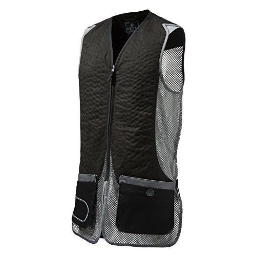 New DT11 Black skeet vest( Medium ) by Beretta Skeet Shooting Vest