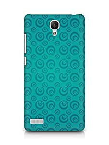 AMEZ Textures 2 Back Cover For Xiaomi Redmi Note 4G