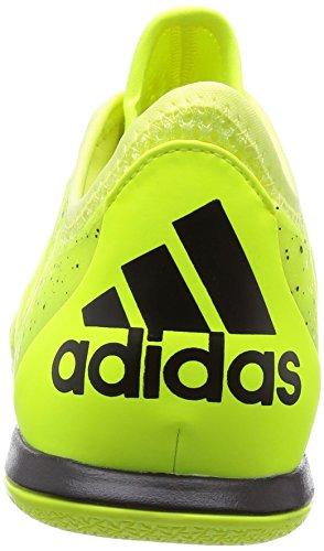 Adidas Scarpe da calcetto Vs Chaos Mid Ct Giallo-Nero