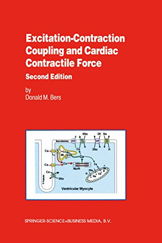 Excitation-contraction Coupling And Cardiac Contractile Force (developments In Cardiovascular Medicine Book 237) por Donald Bers