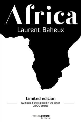 Africa - 2000 ex. signés par l'artis