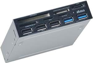 Akasa AK-ICR-16 Lecteur de carte mémoire