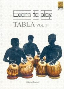 Geethaanjali (Super Video Madras) Learn to Play Tabla - Vol. 3