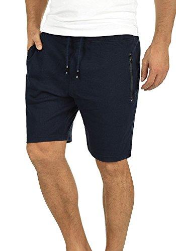 Cindeyar Herren Shorts Kurze Jogginghose Freizeithose Baumwolle Kurze Jeans Hose Cargo Chino Hose Bermuda Hose (Dunkelblau, XXX-Large)
