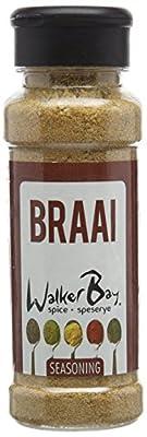 Walker Bay Braai Spice Seasoning Shakers 140 g from Walker Bay