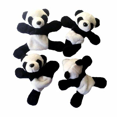 SET-SAIL Mode niedlichen 3D Panda Kühlschrank Magnet Kühlschrank Aufkleber, Heimtextilien