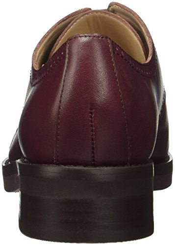 French Connection Damen Maci Oxford Rot (ZINFANDEL 960)