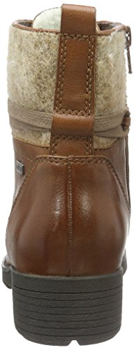 Jana Ladies 26225 Stivaletti Marrone (cognac 305)