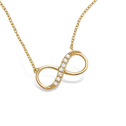 infinity-symbol-gold-plated-and-zirconia-pendant-necklace