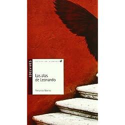 Las alas de Leonardo / Leonardo's wings (Alandar) by Fernando Morillo(2010-09-01) Finalista Premio Hache 2012