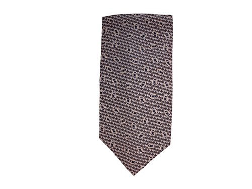 Ascot-schal (Ascot Krawatte100% Seide cm 140 Made in Italy Tessago 99208)