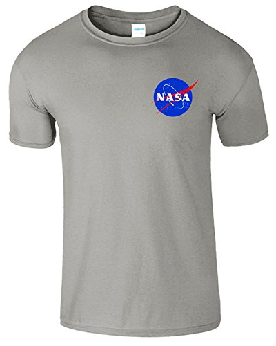 sns-online-sport-gris-m-poitrine-38-40-astronaut-nasa-space-hommes-femmes-dames-unisex-t-shirt
