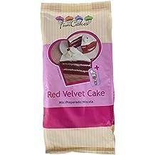 FunCakes - Mezcla para bizcocho Red Velvet