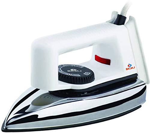 Generic Popular 1000 Watts Dry Iron(White)
