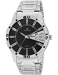 Sheldon Black Dial Analog Watch For Men