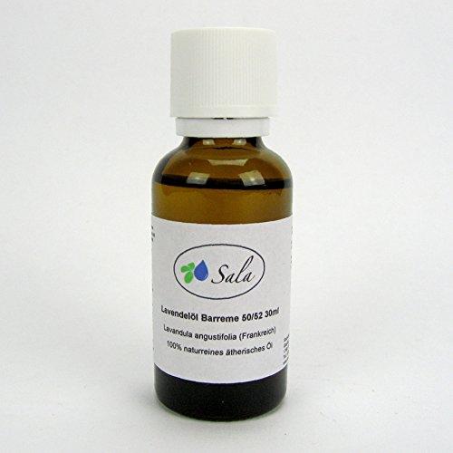 Preisvergleich Produktbild Sala Lavendelöl Barreme ätherisches Öl 50 / 52 naturrein 30 ml