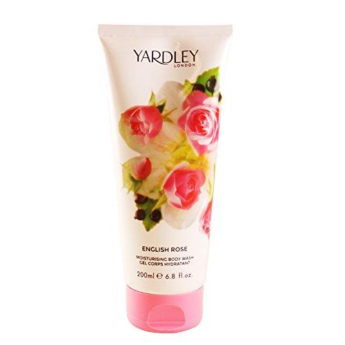 Yardley London English Rose idratante corpo Wash 200 ml