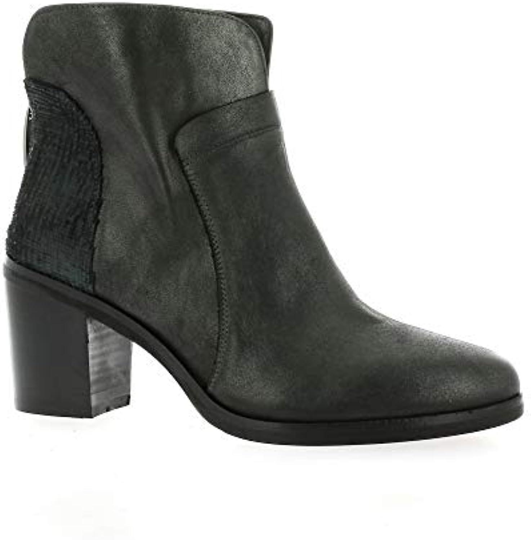 Hommes / Pao femmes Pao / Boots Cuir laminé NoirB075SJT254Parent Prix modéré réal design professionnel f14a48