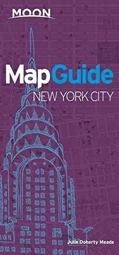 [(Moon Mapguide New York City)] [By (author) Julie Doherty Meade] published on (September, 2015) - York Mapguide New