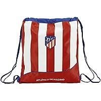 Atletico De Madrid 611845196 2018 Bolsa de Cuerdas para el Gimnasio, 40 cm, Rojo