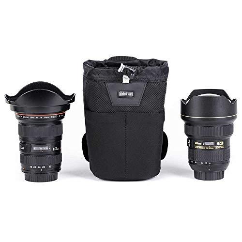 THINK TANK Lens Charger 50 V3 Umhängetasche, 75 cm, Schwarz (Negro) Think Tank Lens Changer