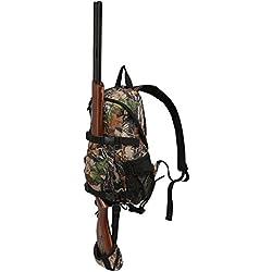 Tourbon con soporte para rifles