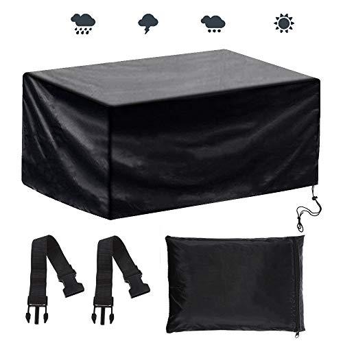 Anpro Cubierta de Protección para Muebles de Jardín contra el Sol de...
