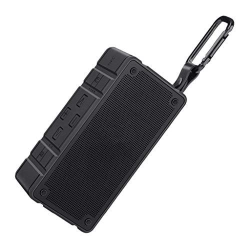 OPmeA Altavoz Bluetooth Altavoz al Aire Libre A Prueba de Polvo y...