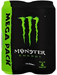 Monster Original Canettes 4 x 50 cl