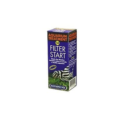 Interpet Aquarium Treatment No.14 Filter Start 100ml 150g - Bulk Deal of 6x 1