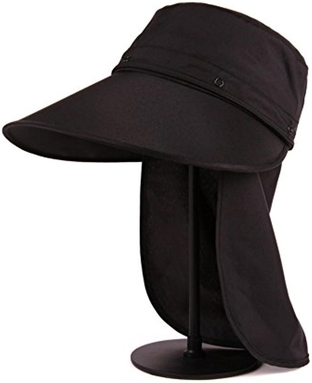 Zhou Yunshan Portatile Cappello Estivo da da Estivo Sole Cappello rossoondo  da Donna Cappello Sportivo da 39e0b139dbd6
