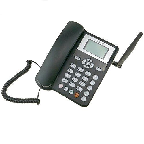 Cablematic   Teléfono de sobremesa y escritorio GSM SMS Huawei ETS5623