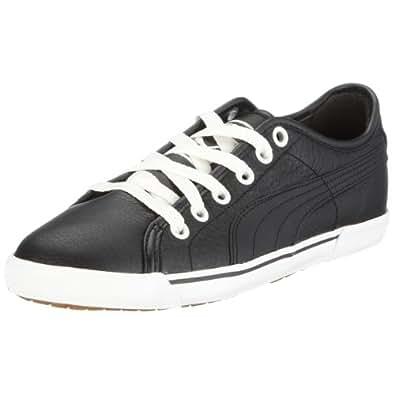 Puma Benecio 351038, Unisex-Erwachsene Sneaker, Schwarz (black 01), EU 36 (UK 3.5) (US 4.5)