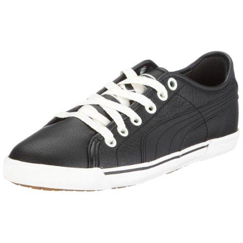 Puma Benecio 351038 Unisex-Erwachsene Sneaker Schwarz (Black 01)