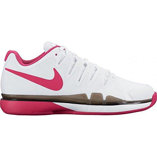 Nike 649087-160, Sneakers basses femme Blanc