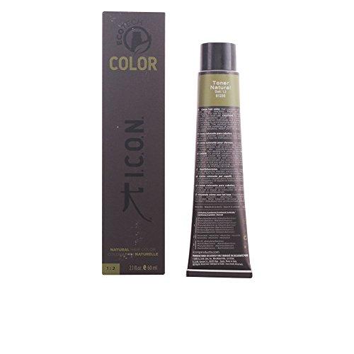 Icon Ecotech Natural Color Toner Tinte - 60 ml