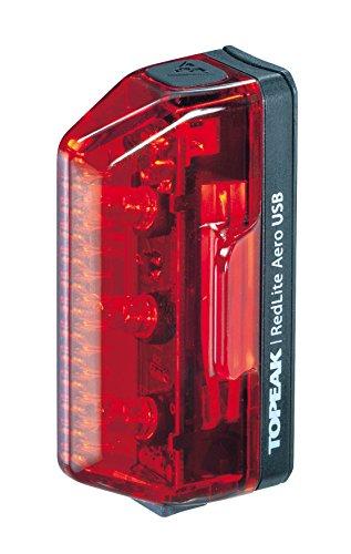 TOPEAK rot Lite Aero USB-Light (Blackburn Fahrrad-rücklicht)