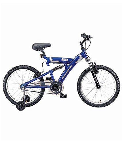 Hero Sprint 20T Elite Single speed Junior Cycle, Boy's (Blue)