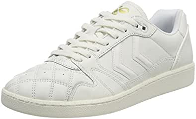 hummel HB Team Quilt, Sneakers Basses Mixte Adulte, Noir (Black), 38 EU