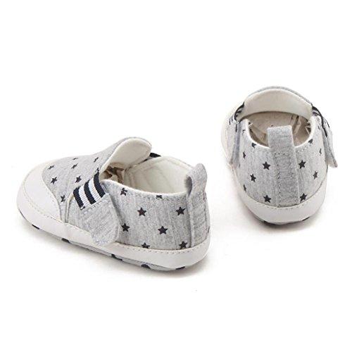 FNKDOR Baby Neugeborene Schuhe, Jungen Mädchen Weiche